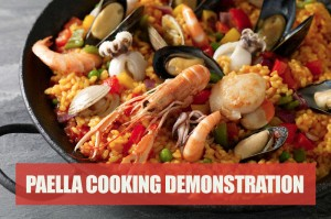 Paella Cooking Demonstration
