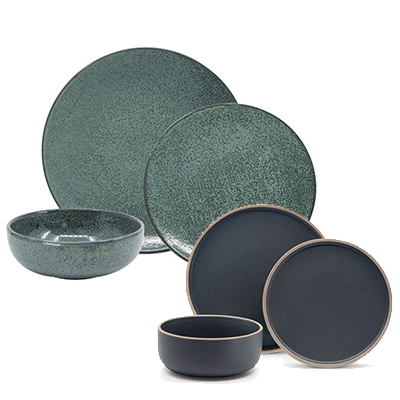 SandP Assorted Dinner sets