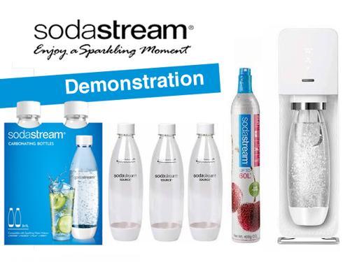 Sodastream Demo