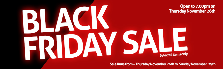 Blacl Friday Sale