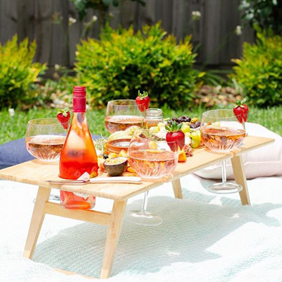 Stanley Rogers Large Picnic Table