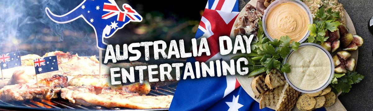 Australia Day Entertaining